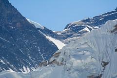 Przełęcz Południowa 7906m z Kala Pathar