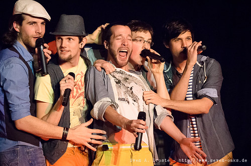 Tobias Malms, Yannick Flaskamp, Moses Fendel, Joachim Geibel & Axel Sixt / Mit ohne Alles (SAD_20131214_NKN3261)