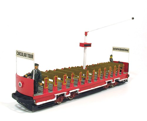 Toastrack Tram