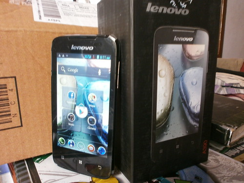 Lenovo-A390-Android-Phone