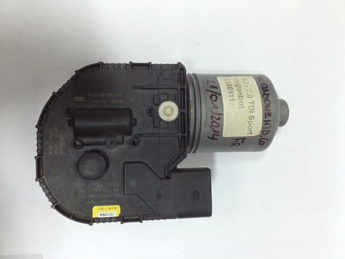 Welldonehid Audi A3 wiper motor Xenon