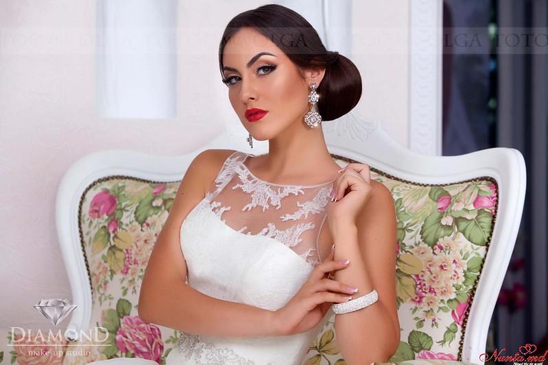 Olga Totoc - Make-up perfect pentru miresele fericite! > Foto din galeria `Principala`