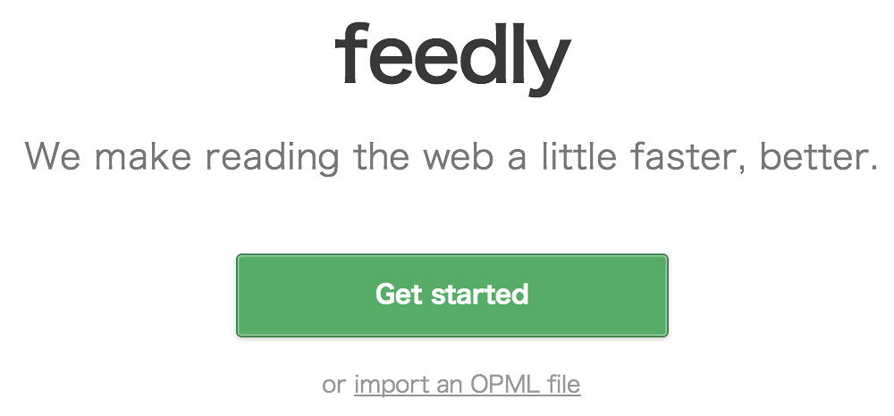 feedly.com Cloud