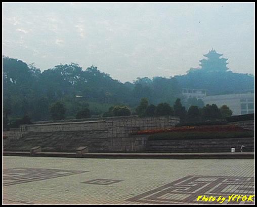 杭州 吳山天風景區 - 004 (城隍閣)