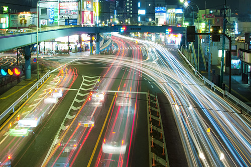 longexposure nightphotography lightpainting japan japanese lights tokyo nikon nightshot streetlights 日本 nippon 東京 lighttrails nightview nightdrive afterdark hikari trailoflights 光 d300 traillights riveroflights traffictrail ニコン 東京夜景 ajpscs streaminglights 王子駅 ojistation flowinglights streetcarlighttrail tokyo (東京) japan (日本) tokyoyakei