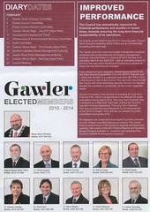 Town of Gawler Council 2014