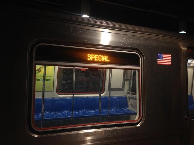 土, 2014-02-15 22:59 - Special電車