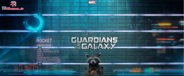 Bradley Cooper in Rocket Raccoon | Guardians Of The Galaxy
