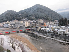 Gero Onsen, Hot Spring at Gifu prifesture in Japan; 下呂温泉