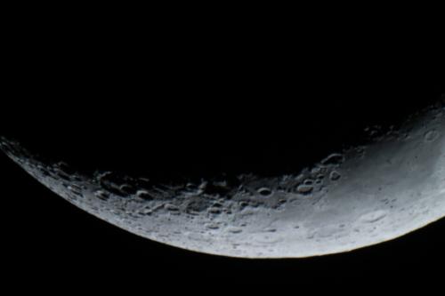 Crescent Moon - 2