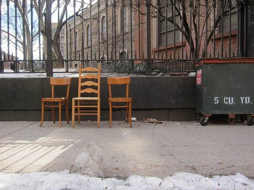 Street seats