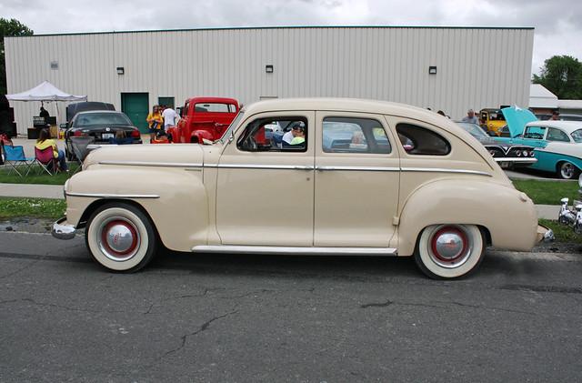 1947 plymouth special deluxe 4 door sedan 3 of 4 for 1947 plymouth 4 door