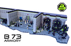 Blacktron - B73 Armory