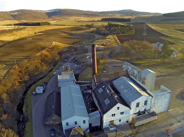 2 G0023477 Balmenach distillery Cromdale Scotland Aaron Sneddon