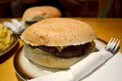 Burger, La Oficina
