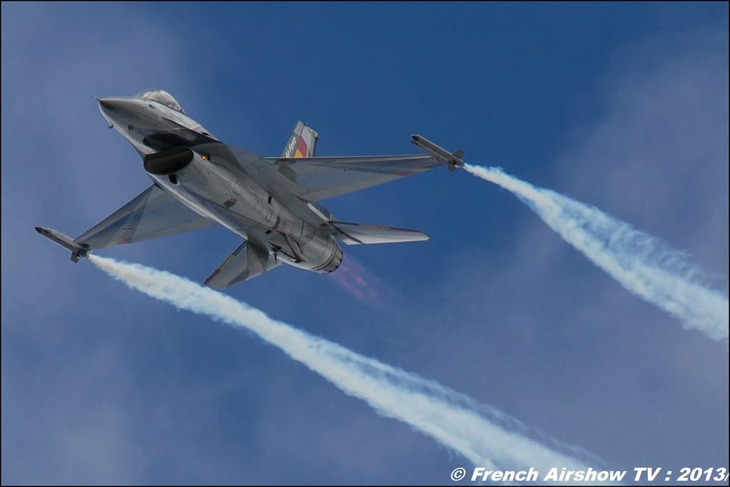 F-16 Solo Display Belge 2013