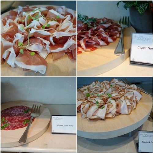 My Favourite Cured Meats at InterContinental Singapore's Sunday Champagne Brunch