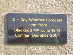 Photo of Black plaque number 30609