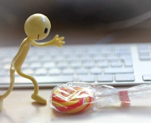 Sunnyboy and sweets