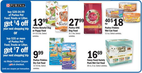 picture relating to Fancy Feast Printable Coupons referred to as $1/1 Extravagant Feast Dry Cat Foods, BOGO No cost Purina Qualified Software