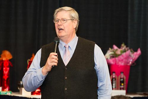 Athletic and Recreation Director Ken Olynyk (Apr 3,2014 Snucins)
