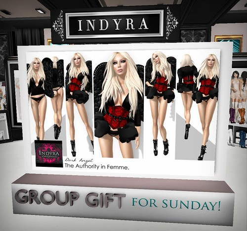 Indyra Group Gift Week. Sunday Gift
