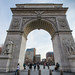 Washington Square Arch by m01229