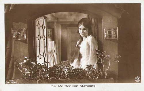 Maria Solveg, Der Meister von Nürnberg