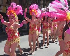 San Francisco Carnaval 2014 Parade - Samba Conmigo of San Jose Debut 169