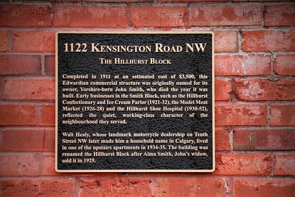 Hillhurst Block