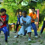 Shifu Kanihska Sharma summer camp