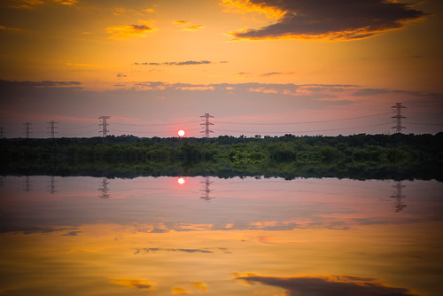 sunset texas unitedstates houston johnchandler flamingpear addicksreservoir johnsdigitaldreamscom treyratclifflightroompreset sonya7r sonnartfe1855za