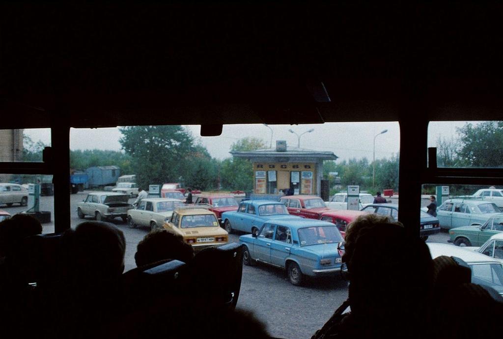 苏联的加油站17