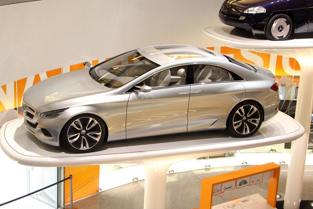 Mercedes Benz F800 Style