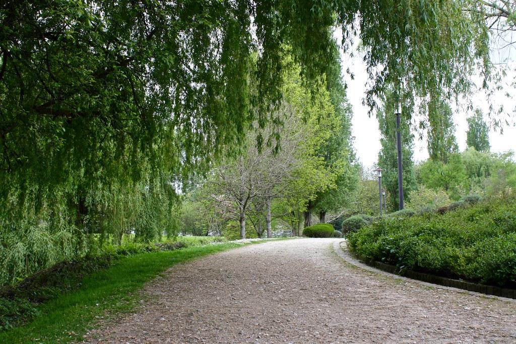 Galeras Park, Santiago de Compostela, Spain