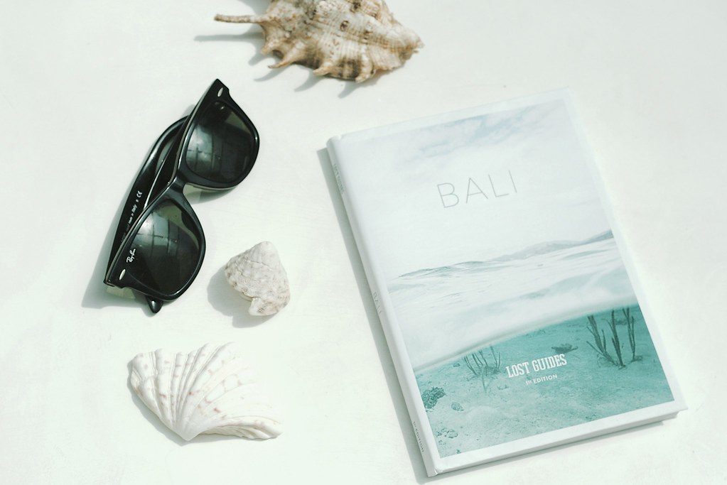 Bali Travel Guide Book Crowdfunding Launch Lost Guideslost Guides
