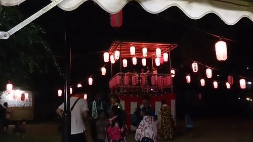 20150725 春日町会盆踊り