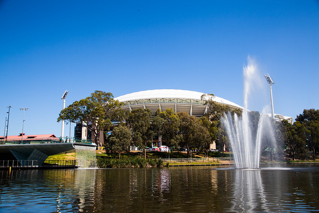 Header of Adelaide Oval