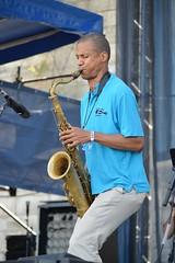 Newport Jazz Festival 2015-Johnathan Blake Quartet