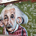 """The Genius of Bushwick - Albert Einstein""by Spiros - Part of The Bushwick Collective in Bushwick in Brooklyn in New York City, NY by sanfrancisco2005"