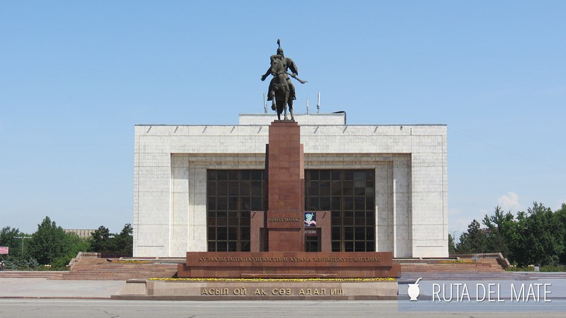 Bishkek Kirguistán (2)