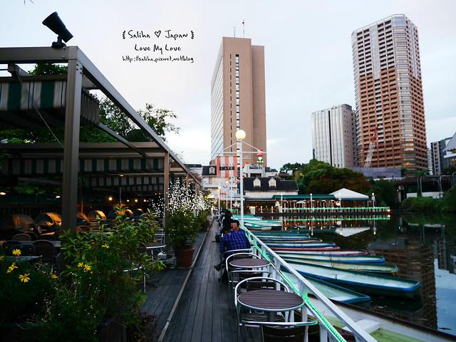 日本東京自由行賞櫻canal cafe水上餐廳 (43)
