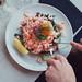 King Size Shrimp Sandwich
