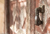 A door knocker at Alhambra Spain by TaylorH22