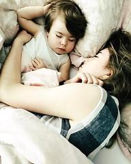 The nappers. #instasinclair #aunthood #littlegirl