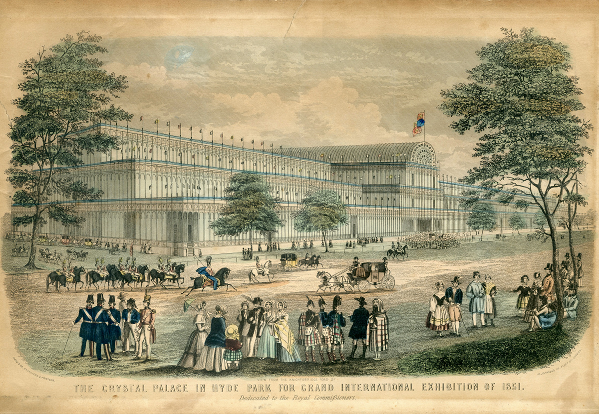 10 Fascinating Facts About The Great Exhibition Of 1851