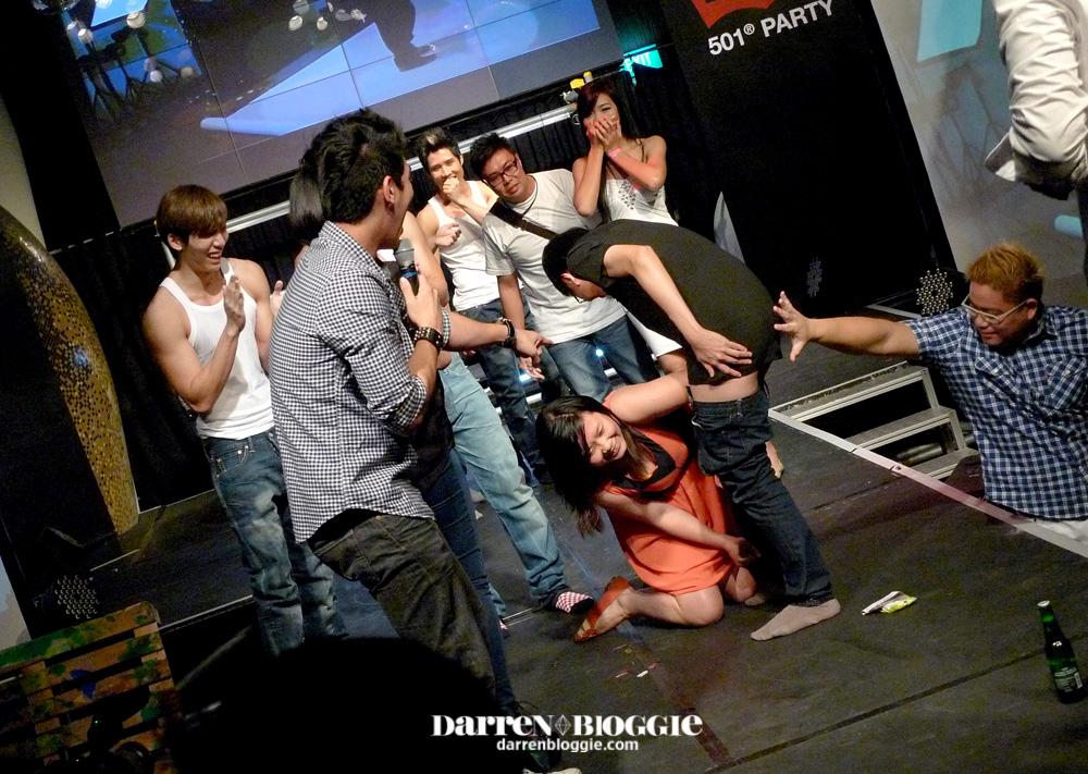 LEVIS 501 Party at ZOUK Singapore