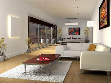 El estilo minimalista en la decoraci n for Minimalismo caracteristicas