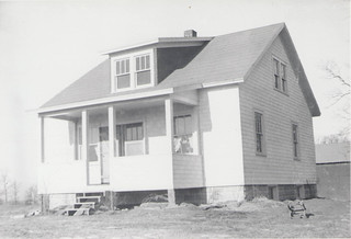 1a - Harms house under construction