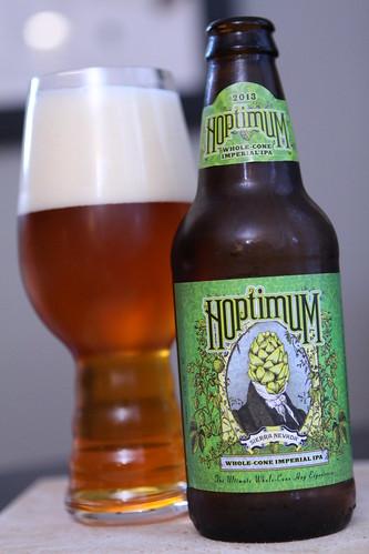 Sierra Nevada Brewing Company Hoptimum (2013)